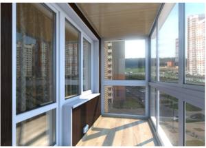остеклить балкон